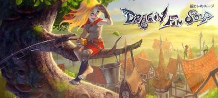 Dragon Fin Soup, un jeu de rôle façon Super Nintendo