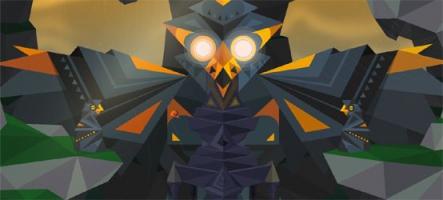 Secrets of Rætikon, un jeu en papier plié