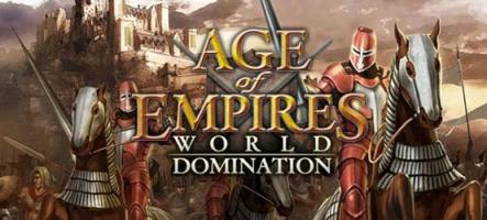 Age of Empires arrive sur smartphones et tablettes