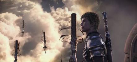 Final Fantasy XIV gratuit sur PS4...