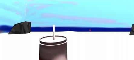 Soda Drinker Pro : un jeu dans lequel vous devez boire du soda... sur Xbox One