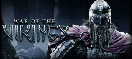 War of the Vikings : Un jeu d'action, avec des vikings