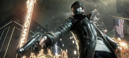 Ubisoft a de hautes espérances pour Watch_Dogs