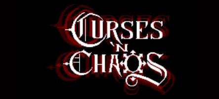 Curses 'N Chaos, un hommage aux jeux d'arcade des années 80