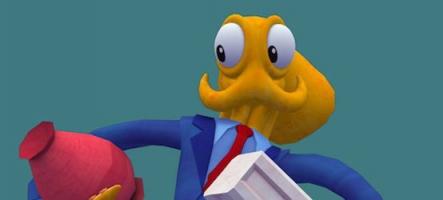 Octodad le papa poulpe se pose sur PS4