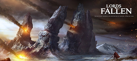 Lords of the Fallen, le RPG next-gen de Namco