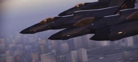 Ace Combat Infinity atterrit le 28 mai en Europe