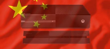 La Chine s'ouvre aux consoles de jeux MAIS...