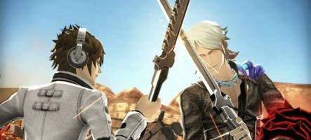 Freedom Wars, sur PS Vita exclusivement