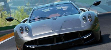Project Cars : la comparaison jeu video-réalité