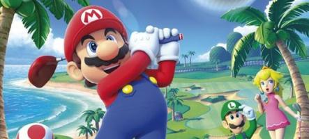 Un aperçu de Mario Golf World Tour, ça vous tente ?