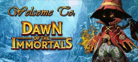 Dawn of the Immortals, un MMO sur smartphones et tablettes