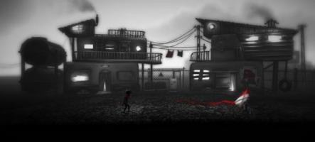 Monochroma, une tragédie en noir et blanc... et rouge.