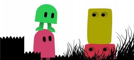 Ibb & Obb, un jeu de plateformes original, sort sur PC