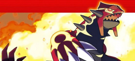 Pokémon Rubis Oméga et Pokémon Saphir Alpha pour novembre 2014