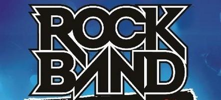 Les premiers DLC pour Rock Band Unplugged arrivent aujourd'hui