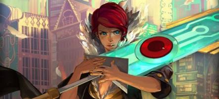 Transistor, le nouveau jeu des créateurs de Bastion, sort demain