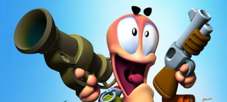 Worms Battlegrounds sort sur Xbox One et PS4
