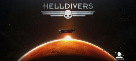 Helldivers sort cet été sur PS3, PS4 et PS Vita