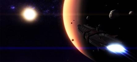 Flagship vous envoie dans l'espace
