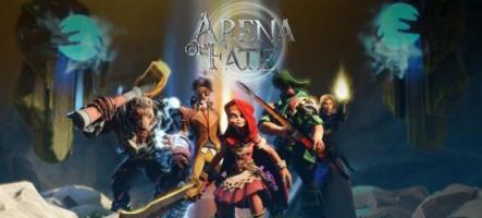 Crytek annonce Arena of Fate pour cet été