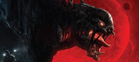 Evolve annoncé pour le 21 octobre