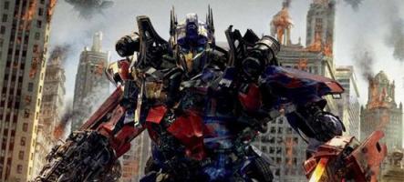 Découvrez le nouveau Transformers