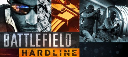 Battlefield Hardline annoncé par EA pour la fin de l'année