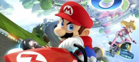 Mario Kart 8 : un jeu acheté, un jeu offert