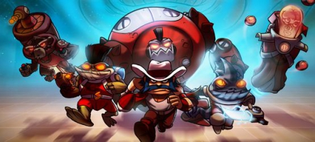Awesomenauts Assemble arrive sur Xbox One