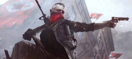 Crytek annonce Homefront: The Revolution sur PC, PS4 et Xbox One