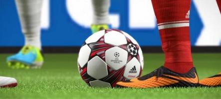 FIFA 15 : Le nouveau moteur graphique mis en avant