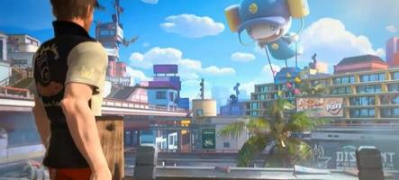 (E3 2014) Sunset Overdrive : c'est quoi cette coupe de cheveux ?