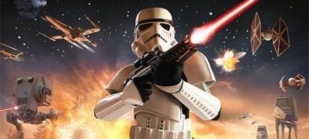 (E3 2014) Star Wars Battlefront : aucune info... sympa, non ?