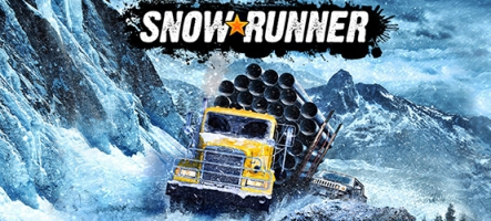 SnowRunner (PC, PS4, Xbox One)