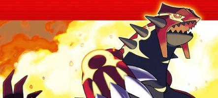 Pokémon Rubis Oméga et Pokémon Saphir Alpha pour le 28 novembre