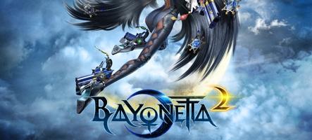 (E3 2014) Bayonetta 2 : la bombasse est de retour !