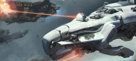 (E3 2014) Dreadnought, un jeu multijoueur dans l'esapce