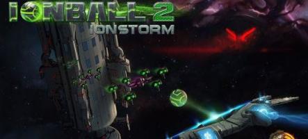 Ionball 2: Ionstorm est disponible