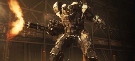 Call of Duty : Advanced Warfare pousse les détails à l'extrême