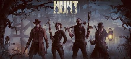 Hunt: Horrors of a Gilded Age, le nouveau jeu signé Crytek en détails