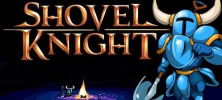 Shovel Knight sort sur PC, Wii U et 3DS