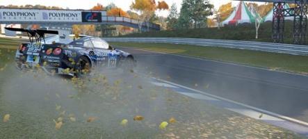 Gran Turismo 7 ne sortira pas en 2014