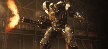 Call of Duty Advanced Warfare : Découvrez l'animation des personnages
