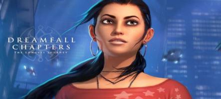 Dreamfall Chapters devient une série de jeu plutôt qu'un stand-alone