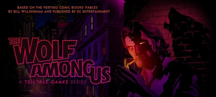 Fin de saison pour The Wolf Among Us