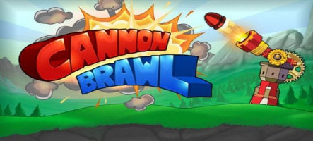 Cannon Brawl disponible en beta sur Steam