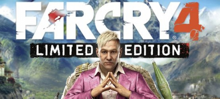 Far Cry 4 aura une carte plus dense, mais pas plus grande