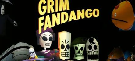 Grim Fandango ressort aussi sur PC