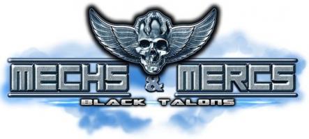 Mechs et Mercs: Black Talons annoncé